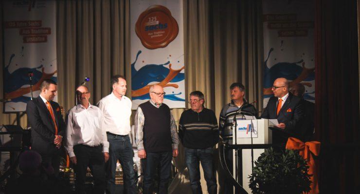 Firma Sachs feiert 125-jähriges Bestehen
