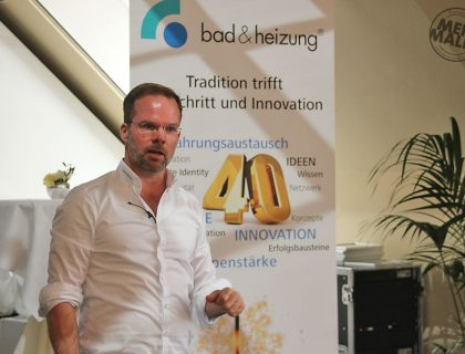 Social Media Marketing - Vortrag in Lindau am Bodensee - bad & heizung