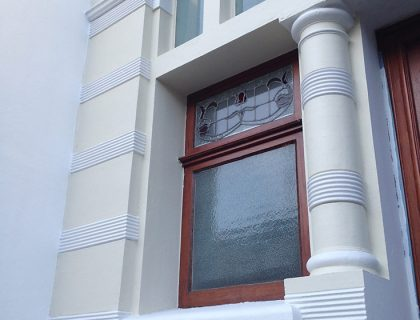 Bremer Altbau - Fassadensanierung in Bremen