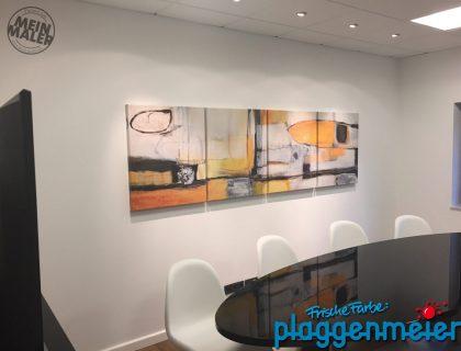 Bürorenovierungen in Oldenburg und Bremen