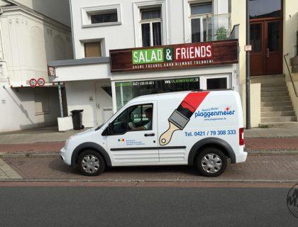Als Maler oder Lackierer bewerben bei Malerbetrieb Plaggenmeier in Bremen