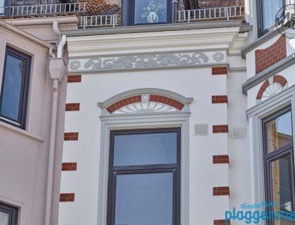 Fassadengestaltung in Bremen - Malerbetrieb Arno Plaggenmeier