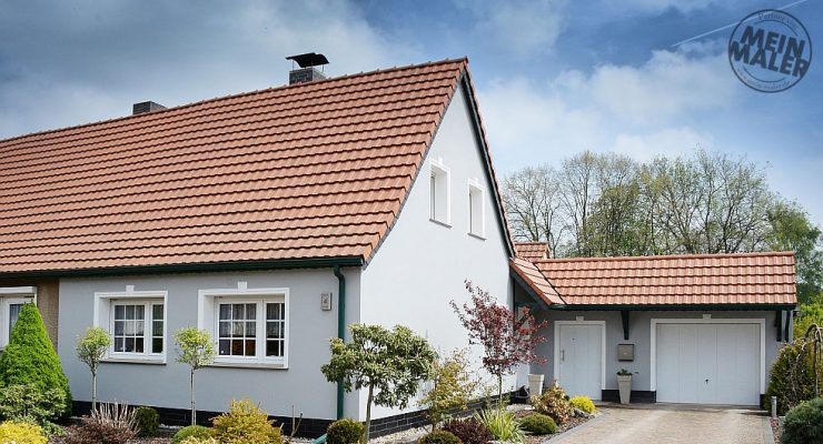 Fassaden-Sanierung / Fassadengestaltung in Treuenbrietzen