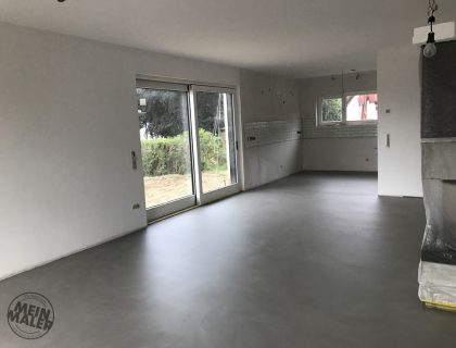 Betonlook-Boden Savamea-Rustico in Ratingen
