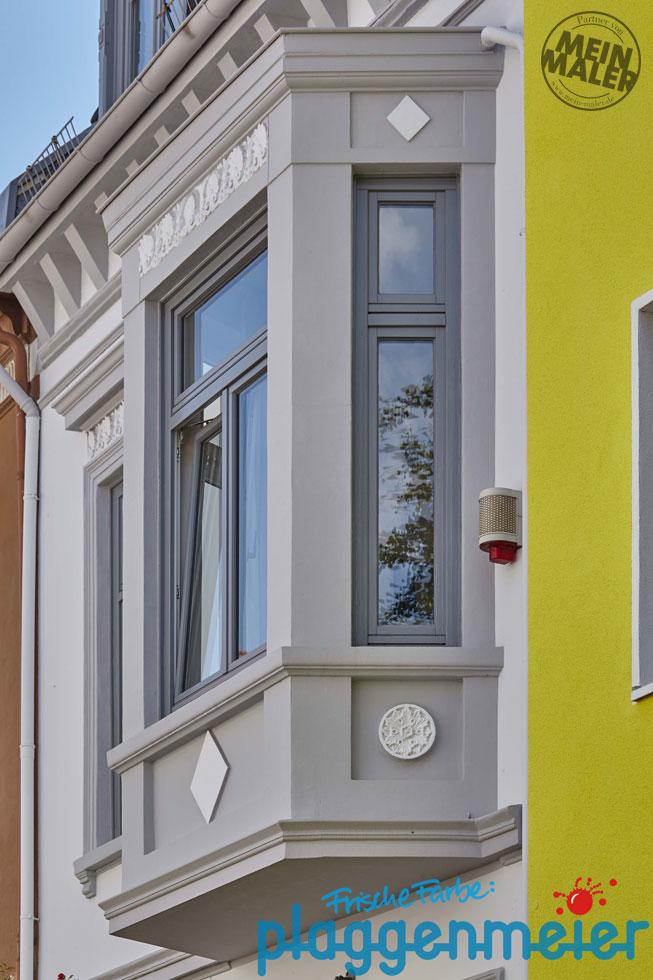 renovierungsanstrich und farbkonzept f r altbaufassade aus. Black Bedroom Furniture Sets. Home Design Ideas