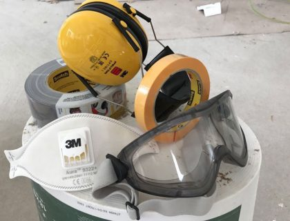 3M-Produkte für-Maler Handwerk Werkzeug Tools MeinMaler Arbeitssicherheit