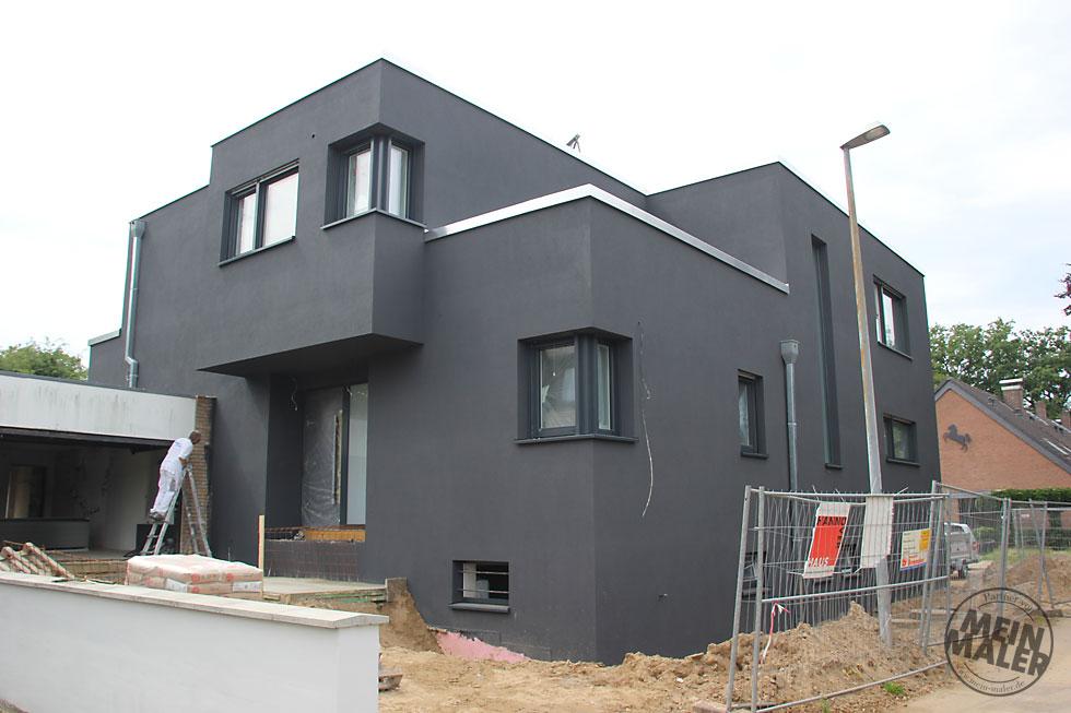 #21511   Baustellen  Helden Wandgestaltung Betonoptik Bodenbelag Sto Versiegelung Designer Haus  014