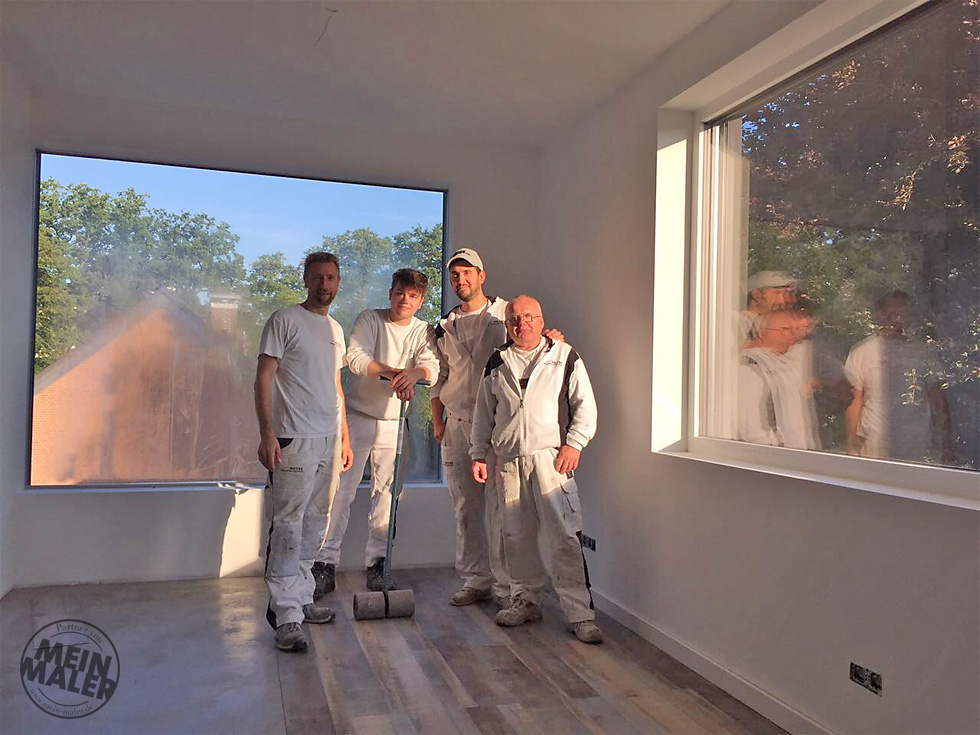 Baustellen-Helden - Herzlich Willkommen Justin