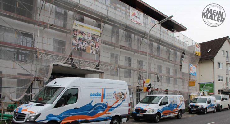 Sanierung des ehemaligen Amtsgerichts in Lauterbach