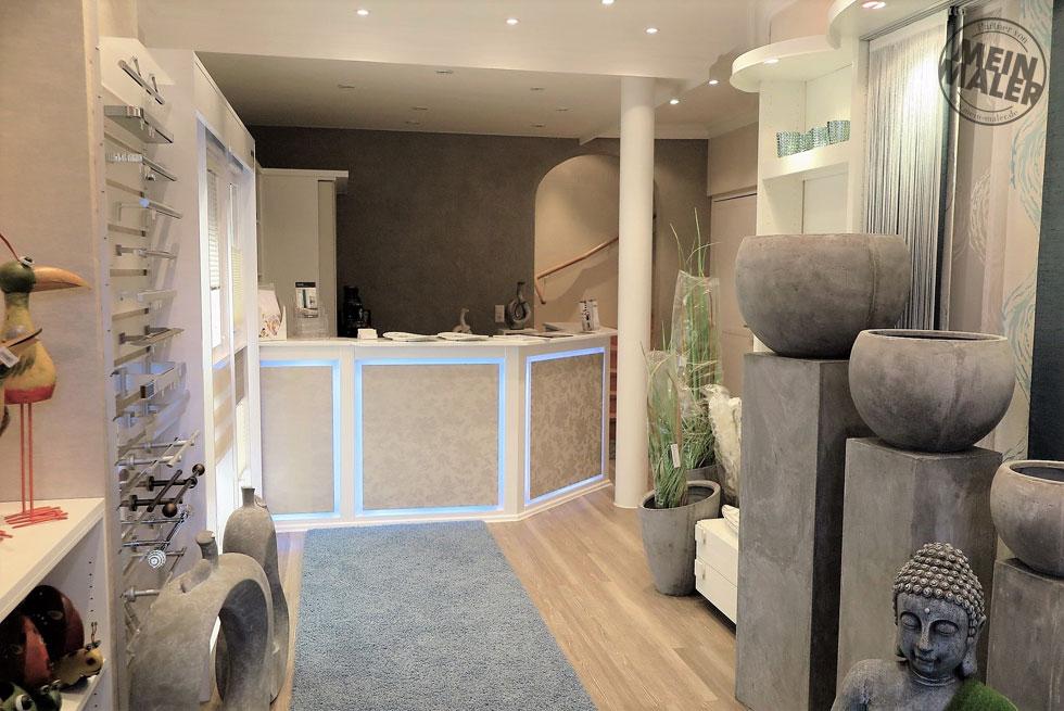b b malerhandwerk malerarbeiten eningen unter achalm raumausstattung fugenlose oberfl chen. Black Bedroom Furniture Sets. Home Design Ideas