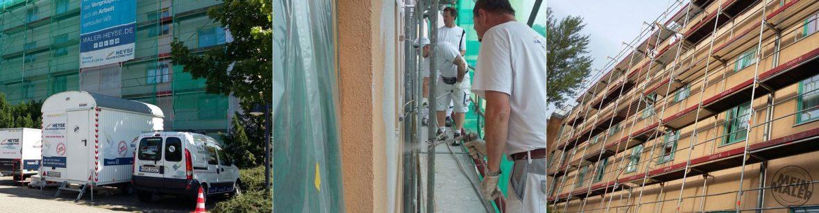 Fassadensanierung / Fassadenrenovierung H+ Hotel Hannover