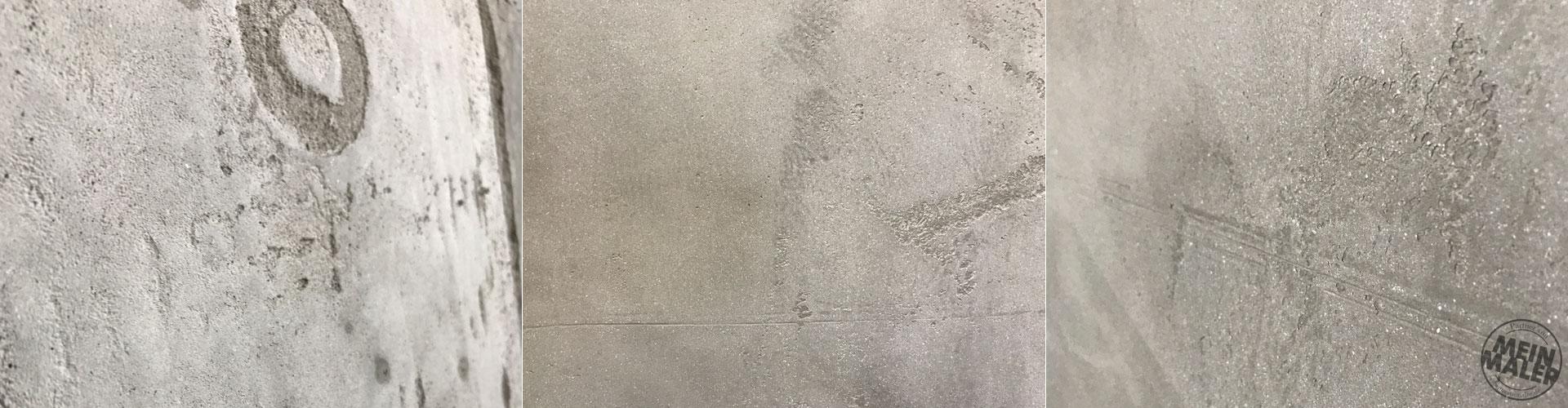 Kalk-Marmoroberflächen oder Wandoberflächen in Betonoptik in Eningen, Metzingen, Reutlingen