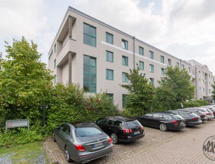 Fassadensanierung / Fassadenrenovierung Hotel Hannover