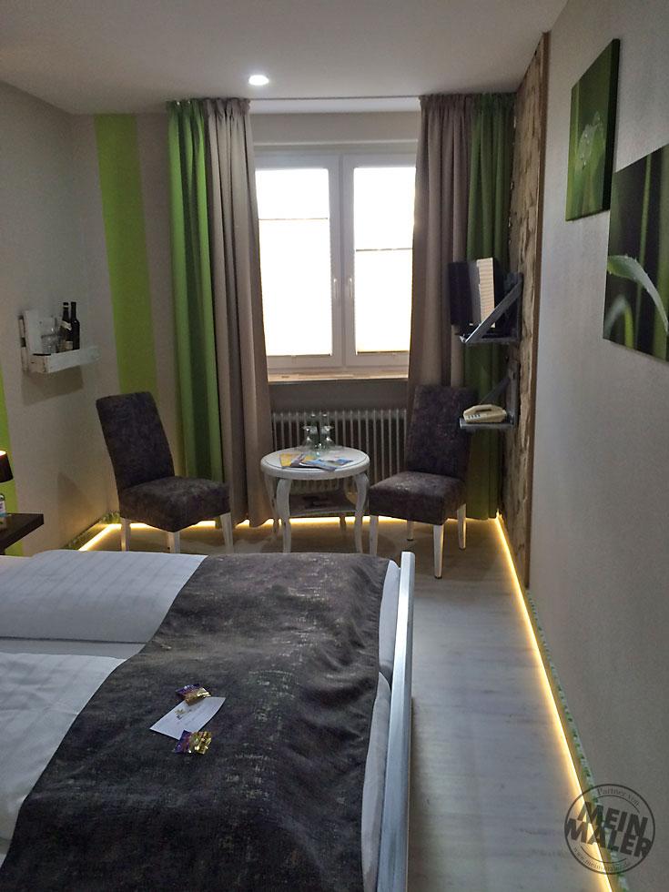 Komplett-Sanierung eines Apartments im Hotel Lütjee Burg
