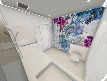 Marvelous [Konzeptideen] Wasserfeste Tapete Für Das Bad