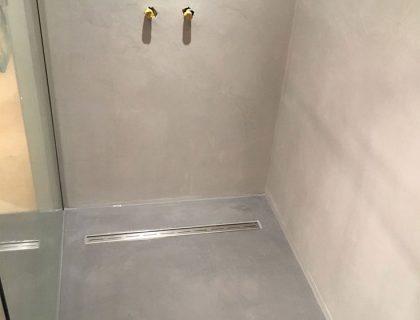 Carameo Marmorspachteltechnik / fugenlose Wandgestaltung und Spachtelboden