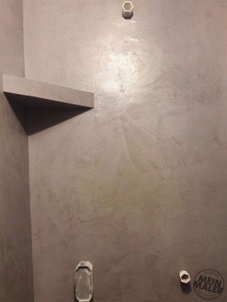 Carameo Marmorspachteltechnik / fugenlose Wandgestaltung und Spachtelboden Braunschweig