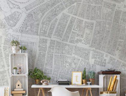 Italienische Designtapeten von Tecnografica - 6000FT Wallpaper - Lieblingsmaler.de