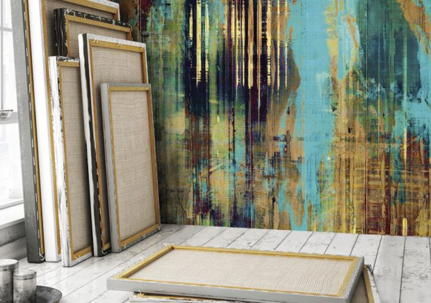 Italienische Designtapeten Von Tecnografica   Affresco Wallpaper    Lieblingsmaler.de