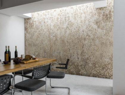 Italienische Designtapeten von Tecnografica - Macrame Wallpaper - Lieblingsmaler.de