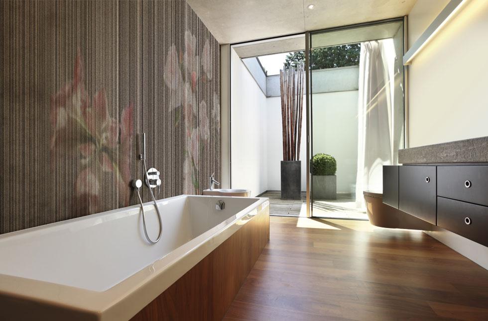 Italienische Designtapeten Von Tecnografica   Modern Garden Wallpaper    Lieblingsmaler.de