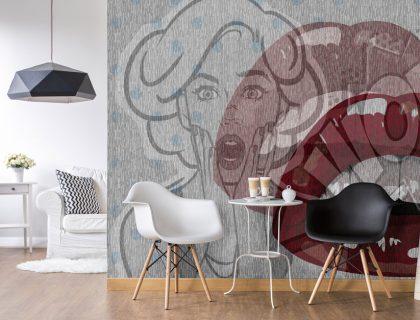Italienische Designtapeten von Tecnografica - Suzie Wallpaper - Lieblingsmaler.de