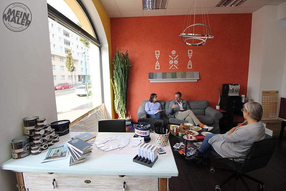 Malerbetrieb Castillo in Mannheim