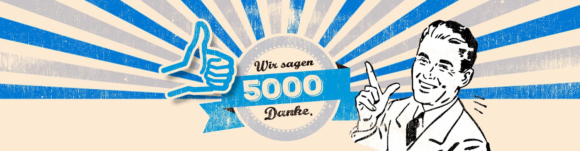 Fans Facebook Fanpage 5000