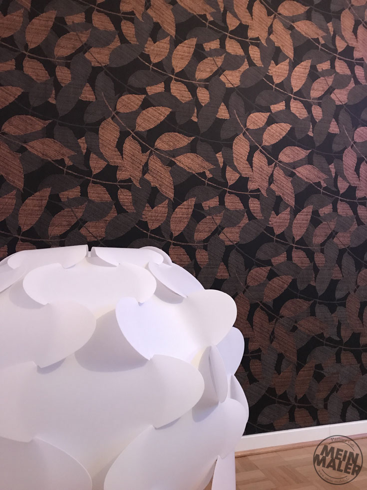 Edle Designtapete vom Lieblingsmaler in Wuppertal