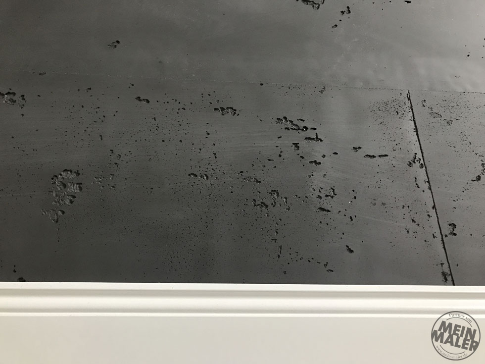 Sichtbeton / Betonoptik im Altbau