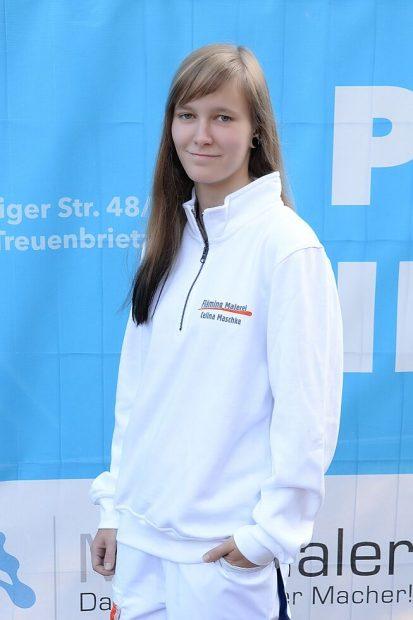 Celina Maschke - Fläming Malerei aus Treuenbrietzen - Lieblingsmaler im neuen Outfit