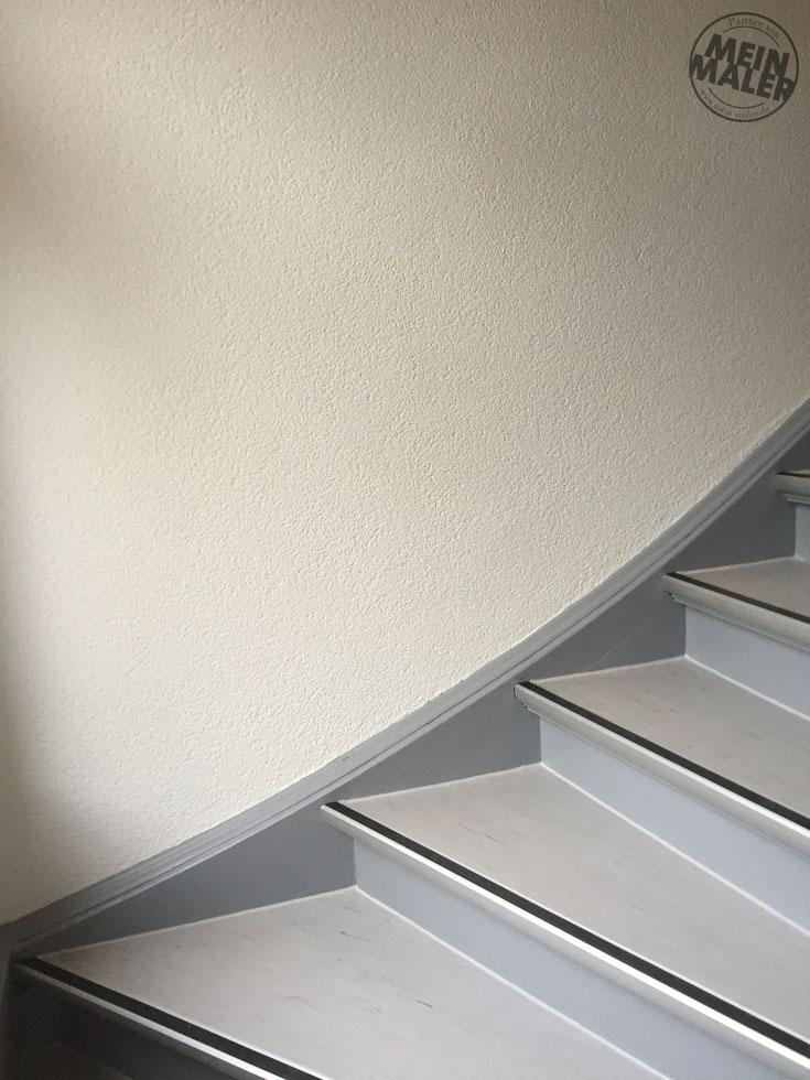 #23313   Treppenhaus Sanierung Treppenstufen Wandgestaltung Braunschweig