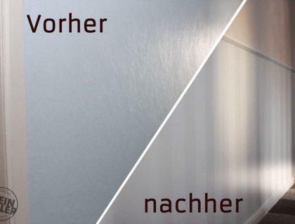Kreative Wandgestaltung von Raumausstattermeister André Schwarz, Malente / Eutin