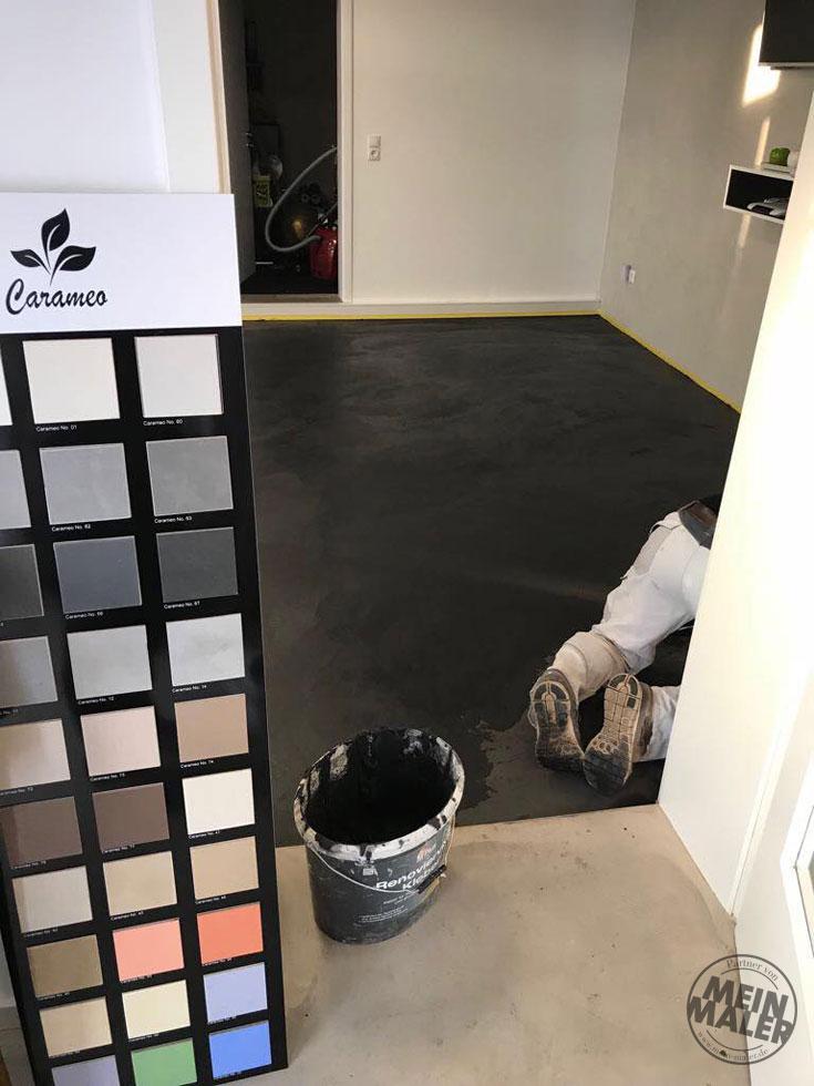 Malerbetrieb Martin Dillge Fugenlose Wandgestaltung Und