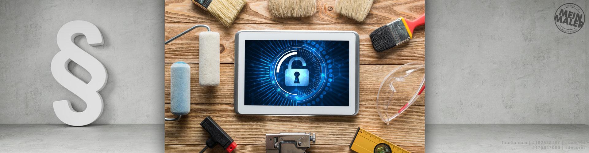 Datenschutz-Grundverordnung DSGVO im Handwerk 2018