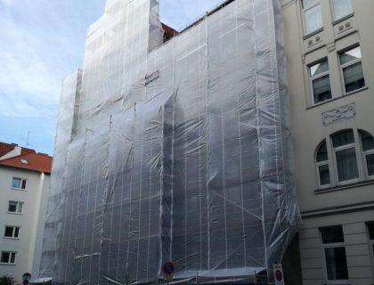 Fassadensanierung Hannover Fassadenrenovierung 008