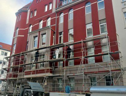Fassadensanierung Hannover Fassadenrenovierung 022