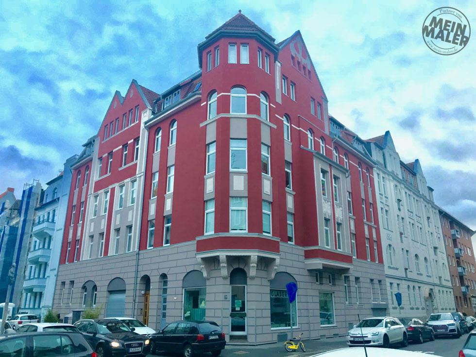Fassadensanierung Hannover Fassadenrenovierung Fassadengestaltung