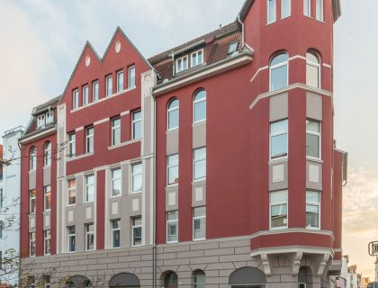 Fassadensanierung Hannover Fassadenrenovierung Fassadengestaltung 010