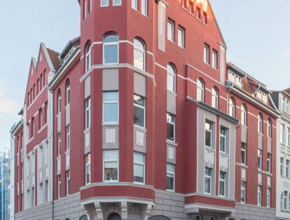 Fassadensanierung Hannover Fassadenrenovierung Fassadengestaltung 011