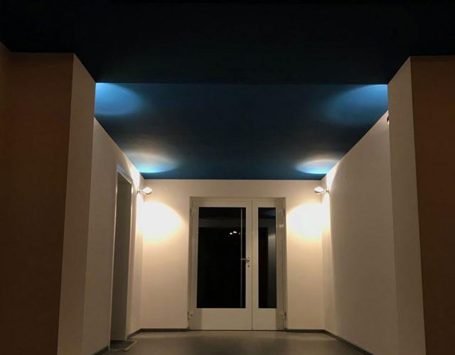 Mut Zur Farbe U2013 Lifestyle U2013 Wohnideen U2013 Decke Im Betonlook |  MeinMaler Partner