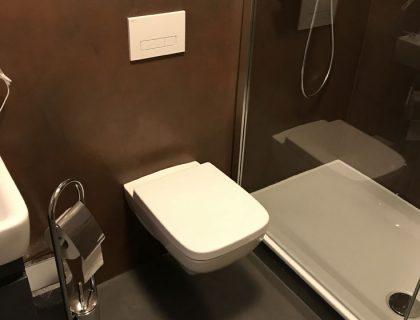 Fugenloses Badezimmer Anthrazit Kupfer Wuppertal