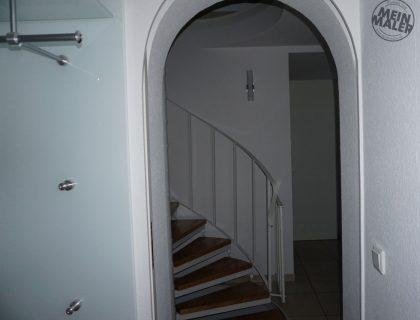 13 Mannheim Treppenhaus Einfamilienhaus Gestaltung