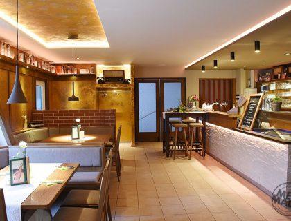 Bar Gastraum Restaurant Gestaltungsideen Kosten Maler Raumgestalter Wanddesign Treuenbrietzen