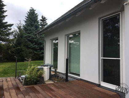 Fassadenarbeiten Haus Fassadensanierung Terrasse Maler Reichenbach Zwickau Gera Plauen