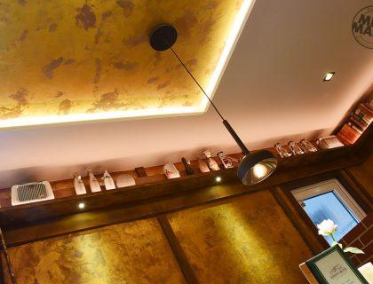 Lichtdesign Gastraum Antik Gestaltungsideen Raumdesigner Potsdam Beelitz Treuenbrietzen