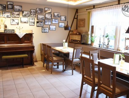 Raumgestaltung Gastronomie Treuenbrietzen Farben Beelitz Bad Belzig Hotel Restaurant