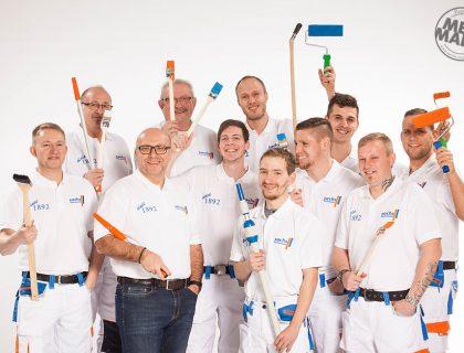 MeinMaler Sachs Malerfachbetrieb Baudekoration Raumwerkstatt Team Lauterbach Vogelsberg