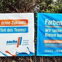 Farbenhelden wo seid ihr? Malerbetrieb Sachs Raumwerkstatt in Lauterbach sucht Auszubildende für 2019
