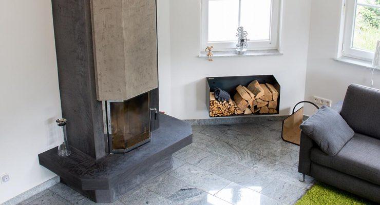 Fußboden Weiß Lackieren ~ Report malerarbeiten treppe weiß lackieren kamin in betonoptik